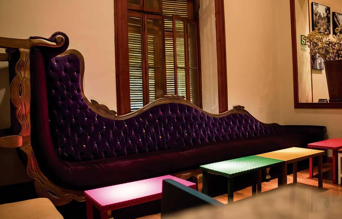 Romance in five star hotel Bangalore