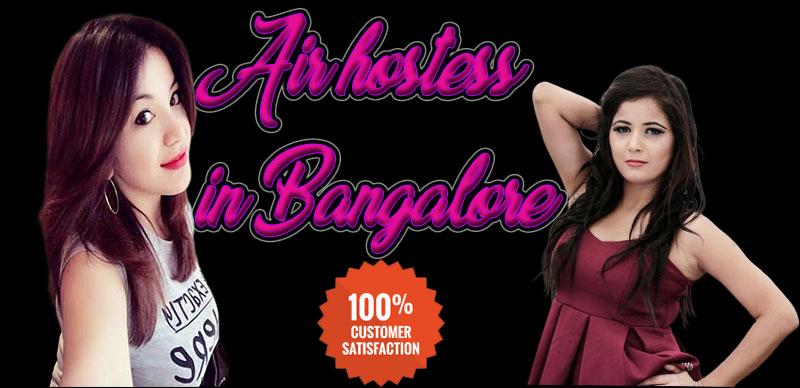 Air Hostess Escorts Bangalore