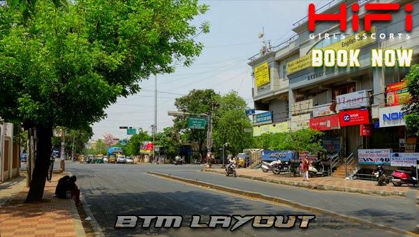 BTM Layout Escorts Service
