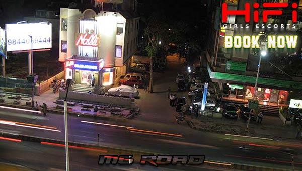 MG Road Escorts Service